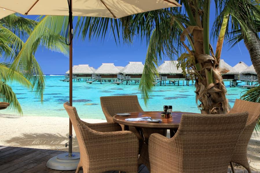 Pacote Tahiti, Hilton Moorea