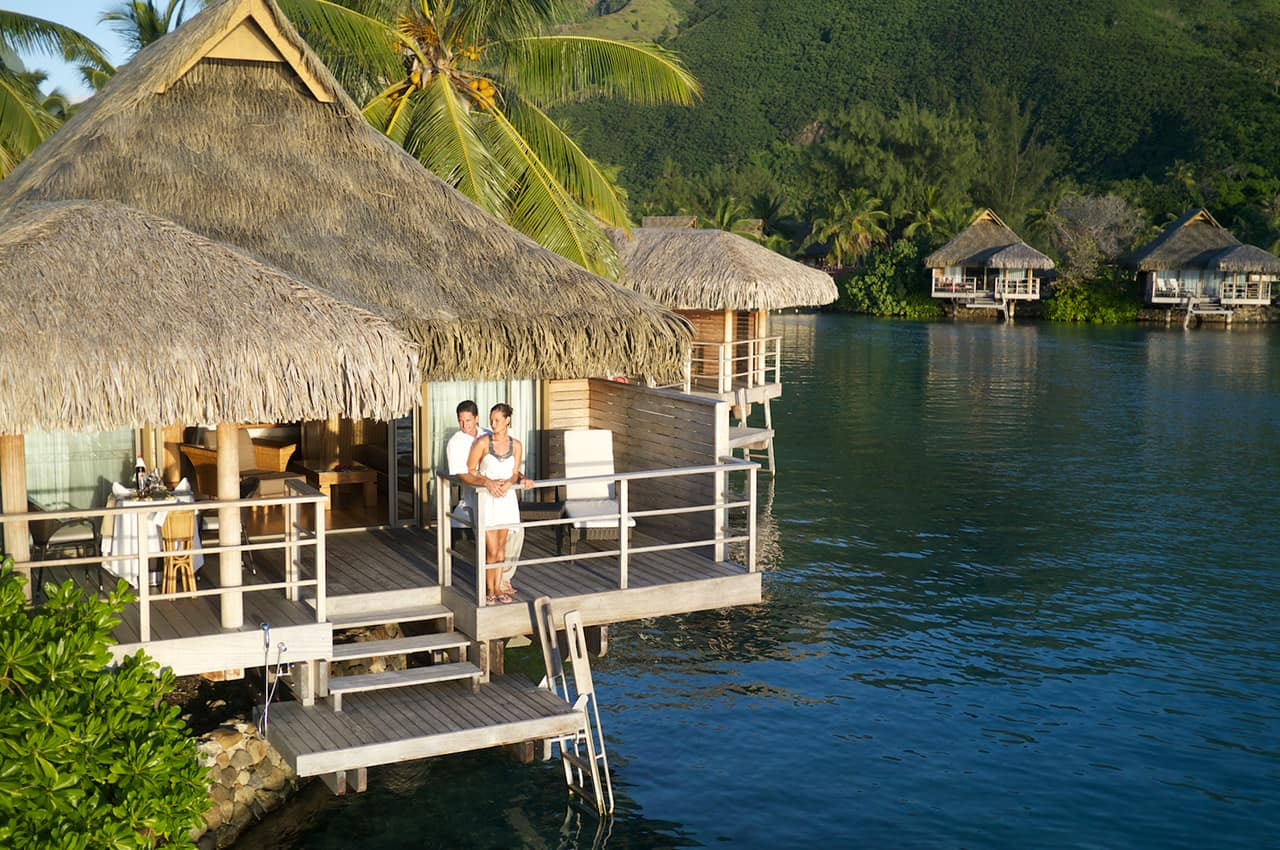 Pacote Tahiti, InterContinental Moorea Resort & Spa