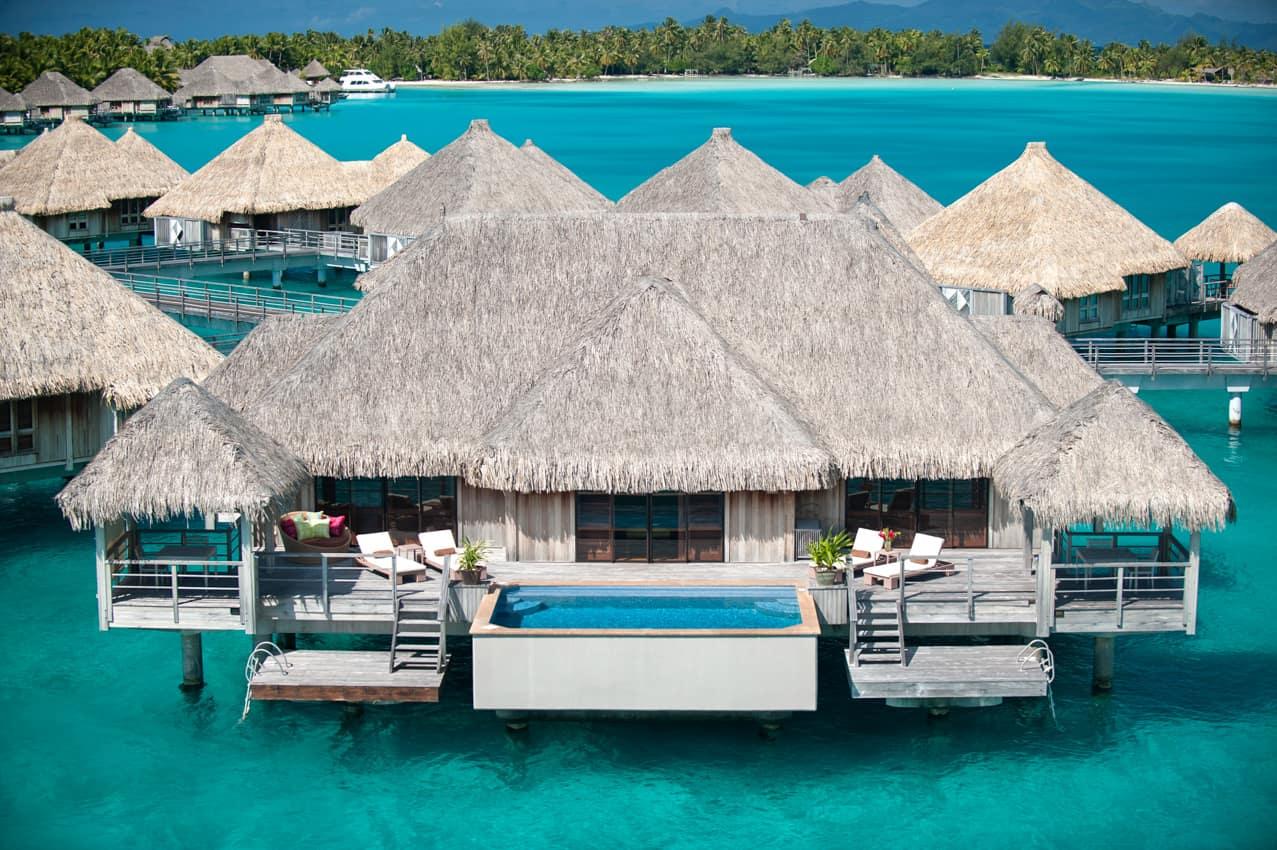 Pacote Tahiti, St Regis Bora Bora Resort