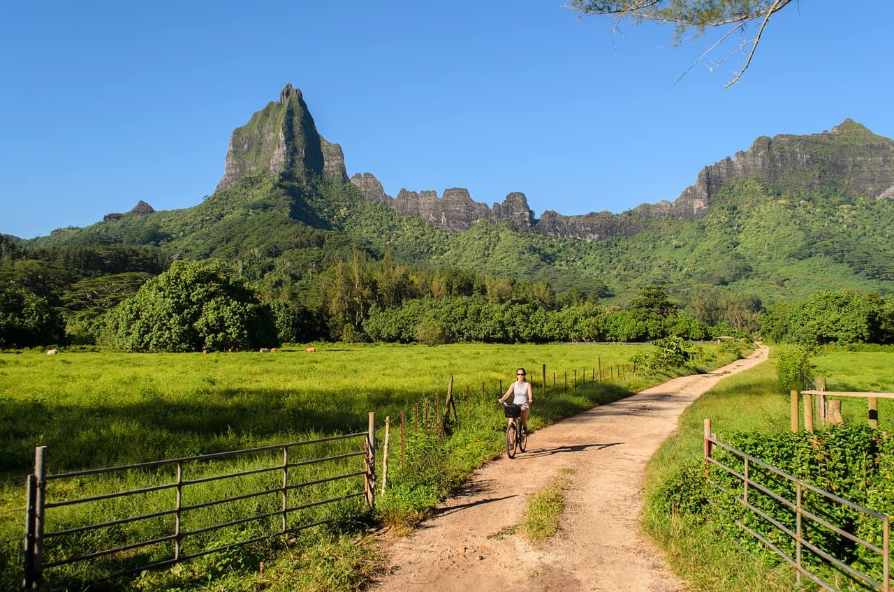 Passeios atividades ilha Moorea Tahiti Polinésia Francesa