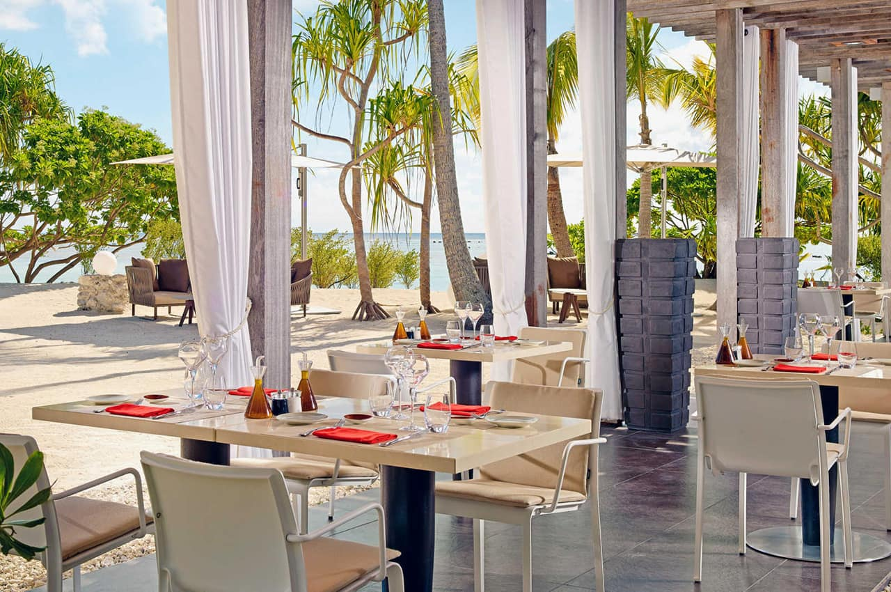 Restaurante Beachcomber Cafe, The Brando