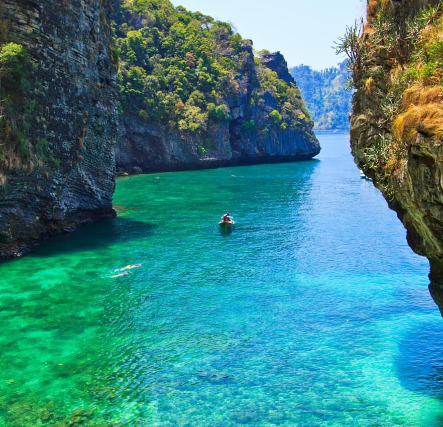 Itinerário viagem Tailândia