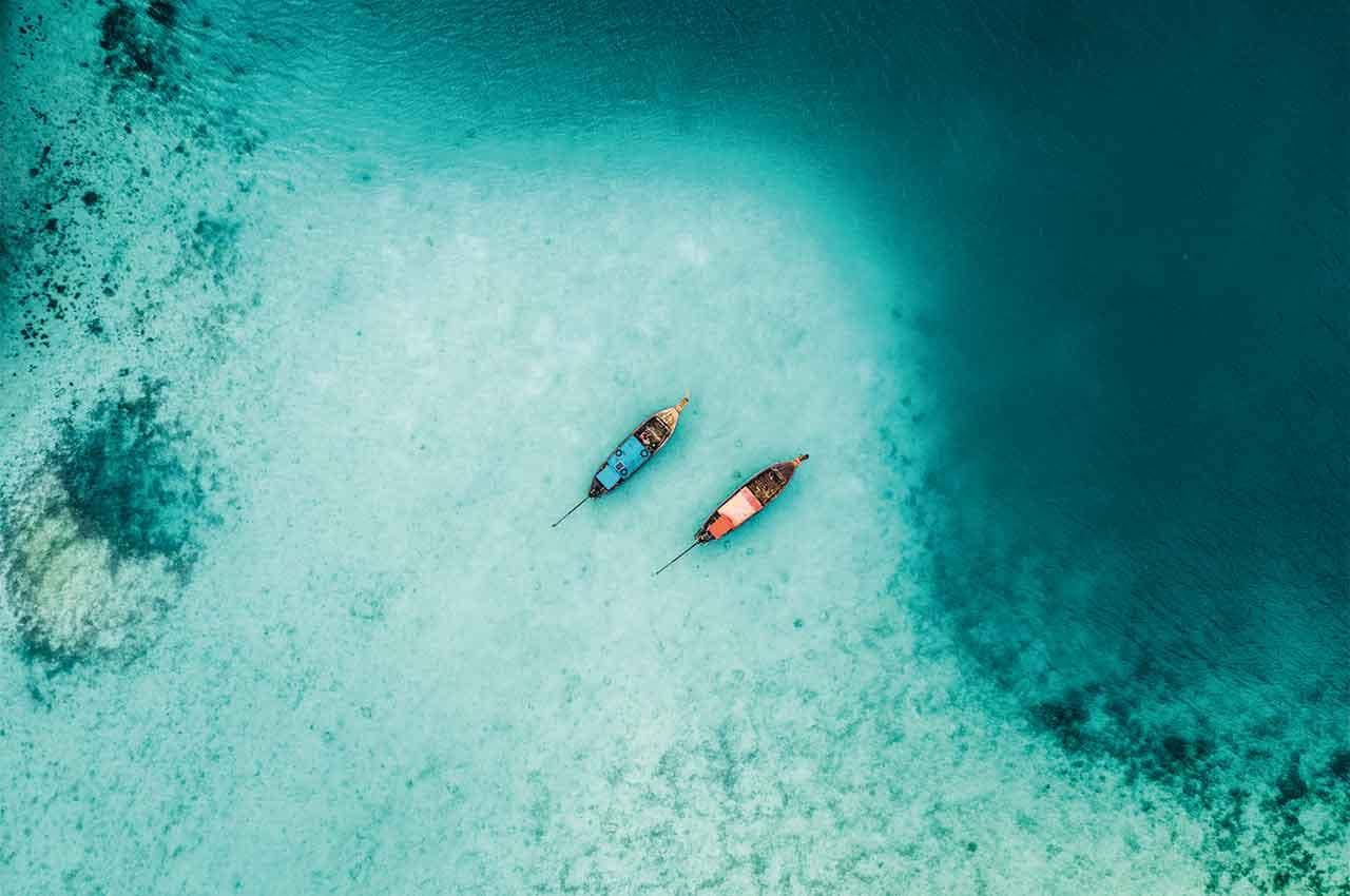 Mar phi phi island