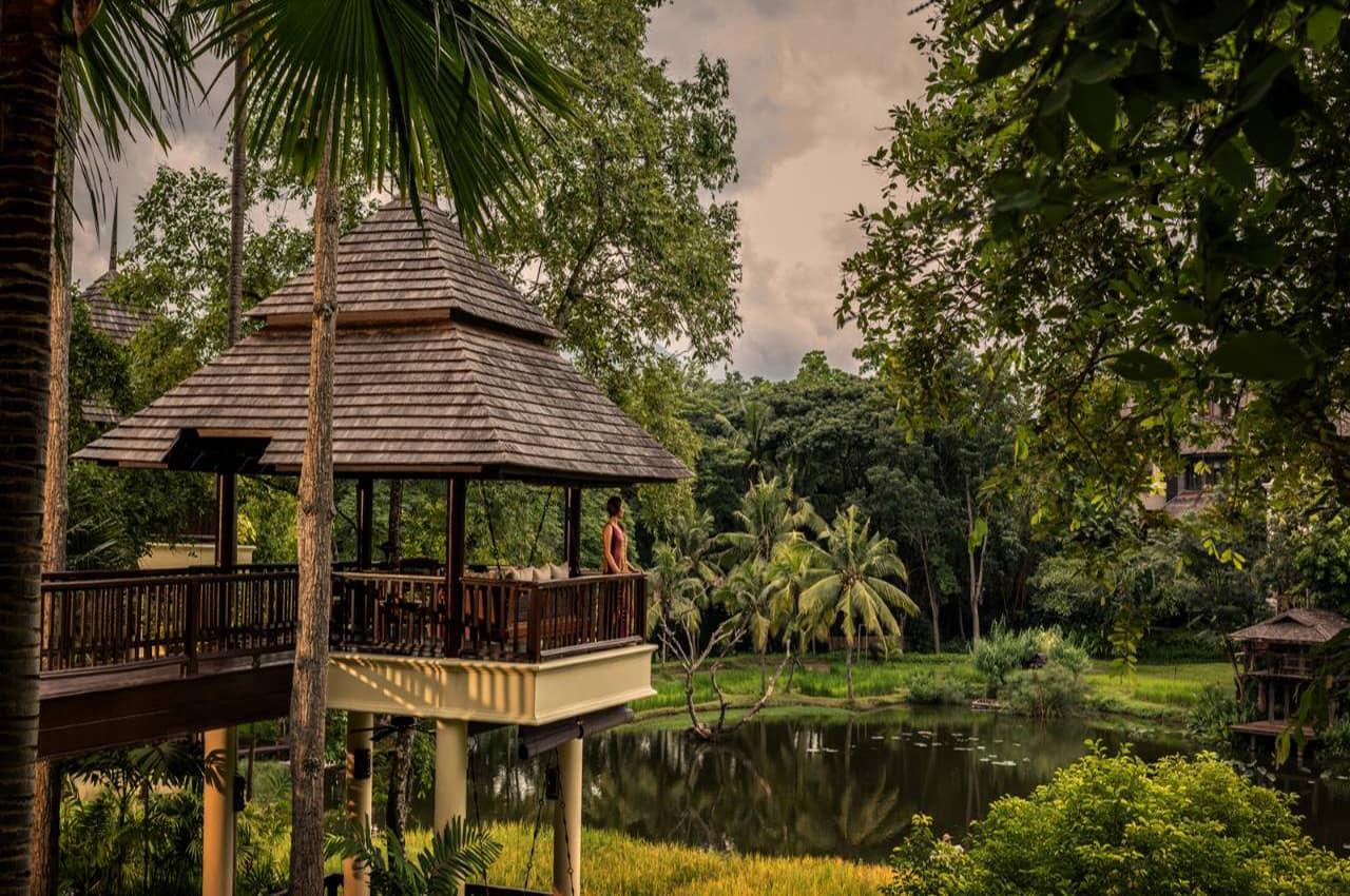 Pacote Tailândia, Four Seasons Resort Chiang Mai