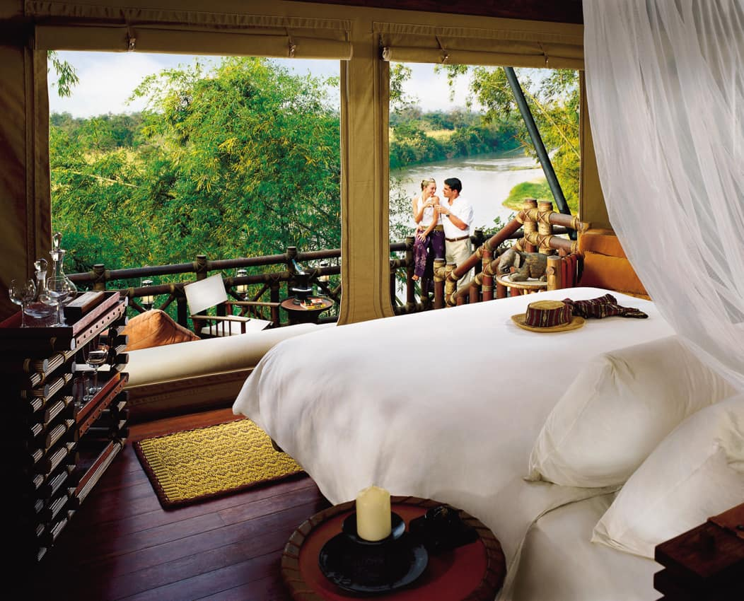 Pacote Tailândia, Four Seasons Tented Camp Golden Triangle