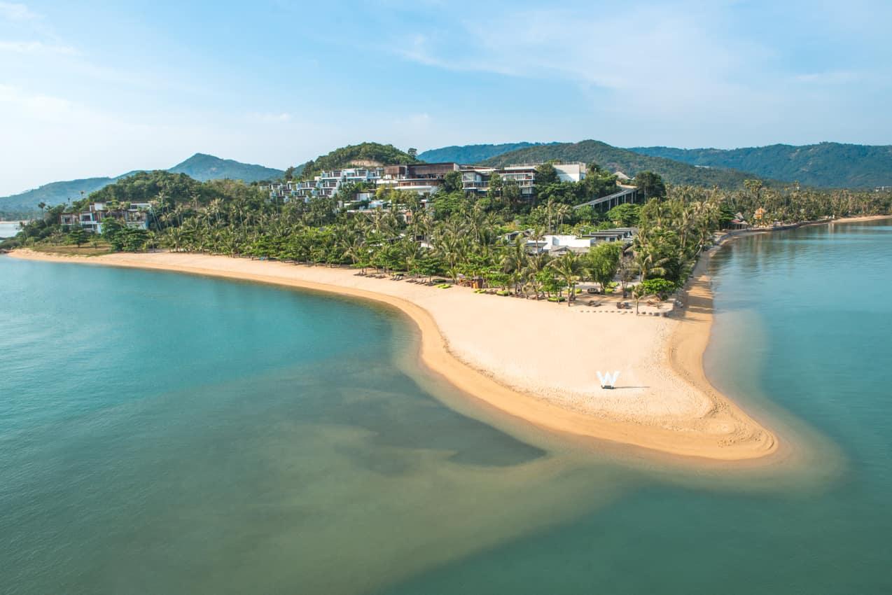 Pacote Tailândia, W Retreat Koh Samui