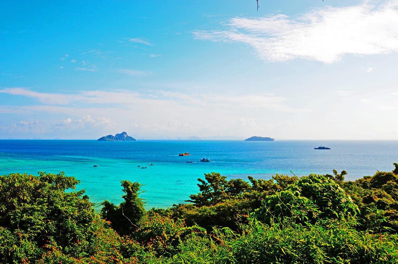 Phi Phi Island, Tailândia