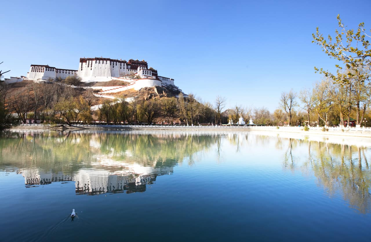 Turismo Tibete: Palácio Potala