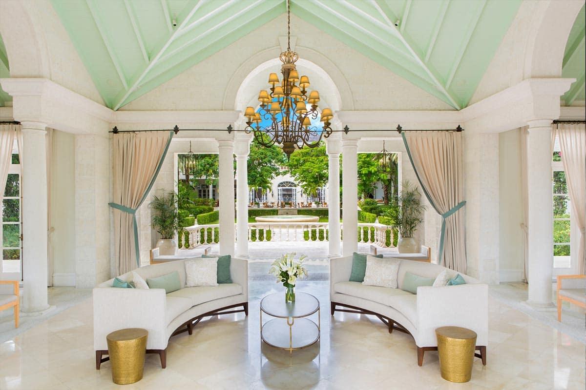 Lobby, The Palms Turks and Caicos