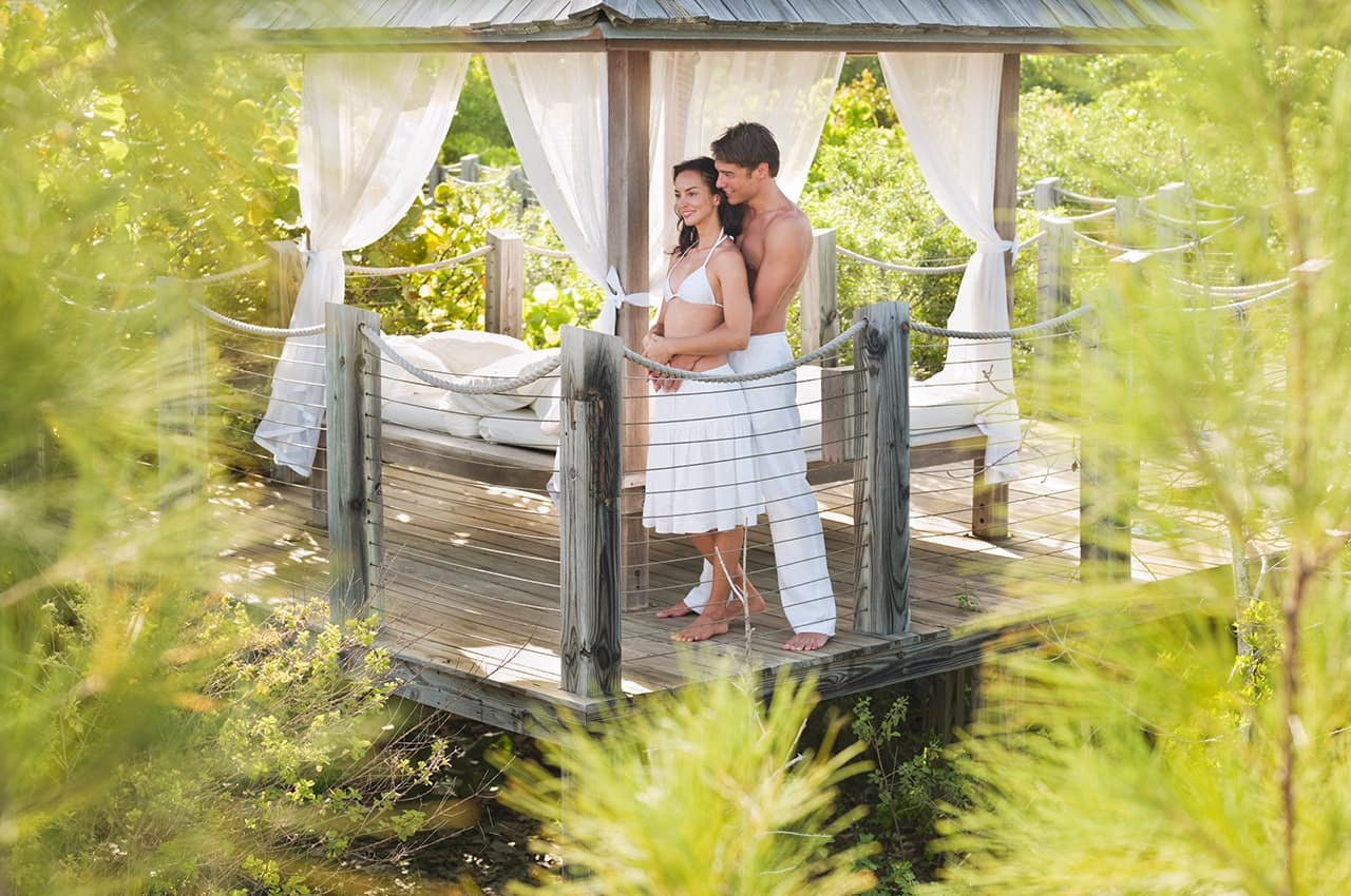 Lua de mel, Parrot Cay, Providenciales, Turks and Caicos Hotel