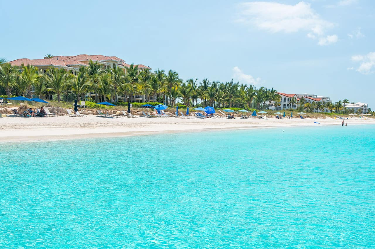 Pacote Caribe, Grace Bay Club, Providenciales, Turks and Caicos Hotel