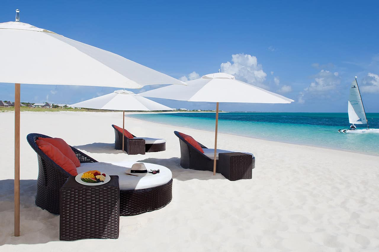 Pacote Caribe, Praia, Gansevoort, Providenciales, Turks and Caicos Hotel