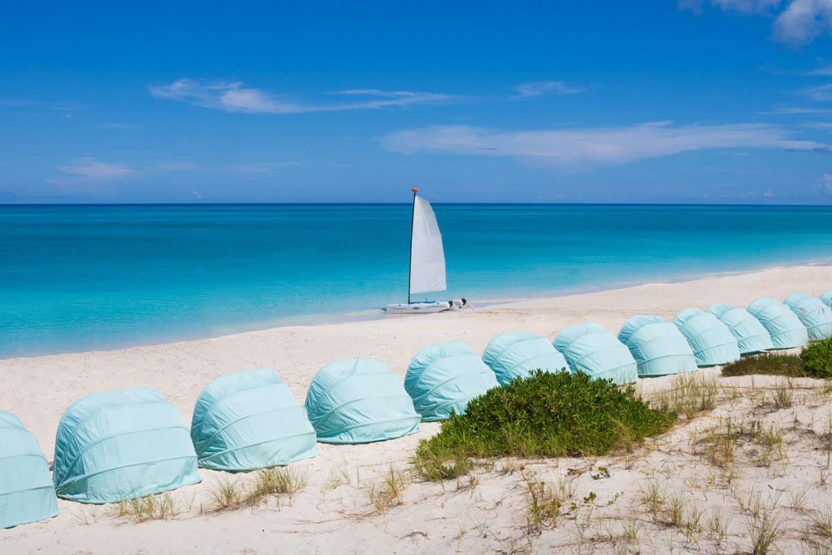 Praia, The Palms Turks and Caicos