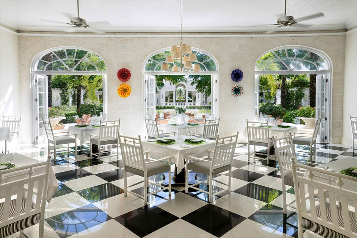 Restaurante Parallel23, The Palms Turks and Caicos