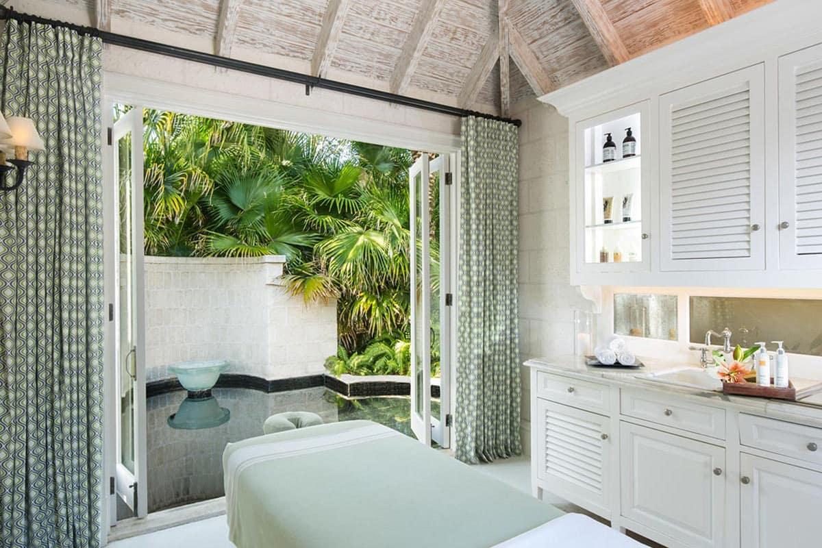 Sala de tratamento Spa, The Palms Turks and Caicos