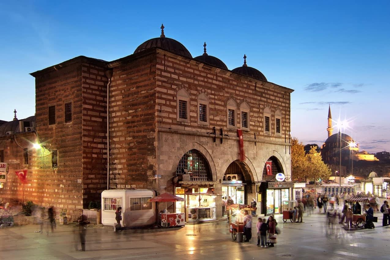 Bazar das Especiarias Divan İstanbul