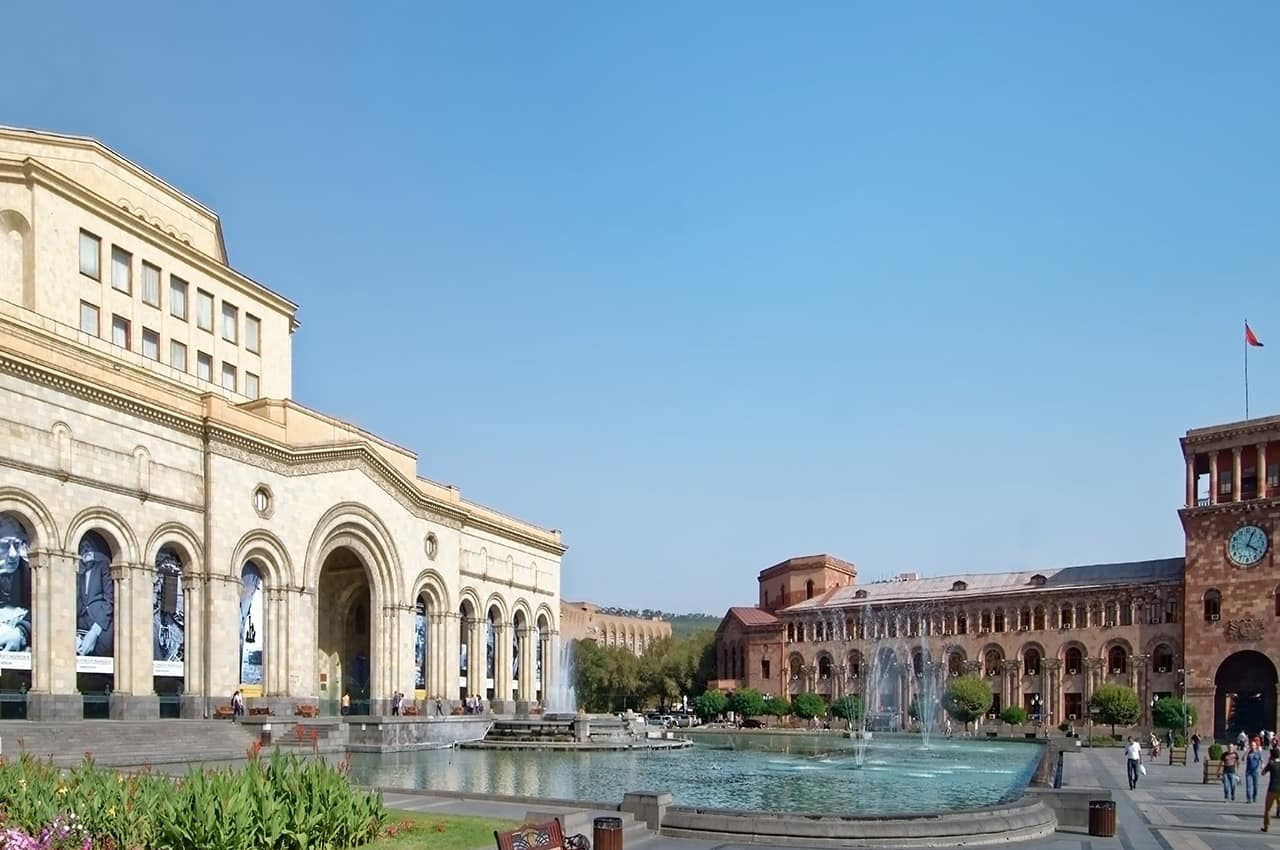 Erevan Armenia