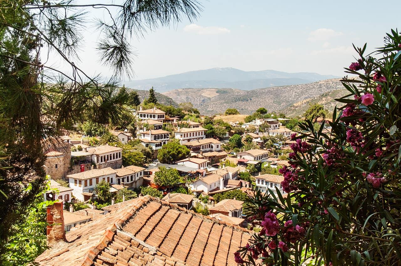 Pacote Turquia, Aldeia Turca, Provincia Izmir