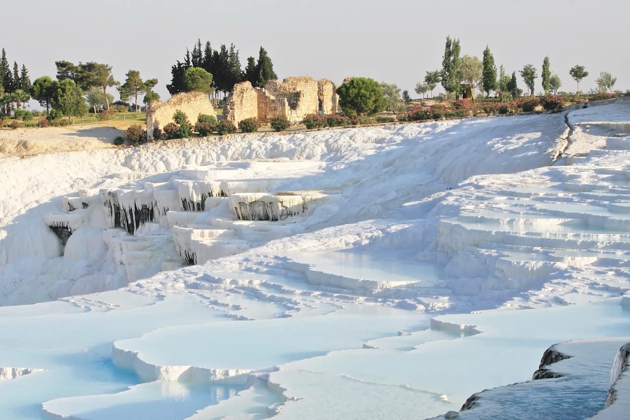 Patrimônio UNESCO Pamukkale, Turquia