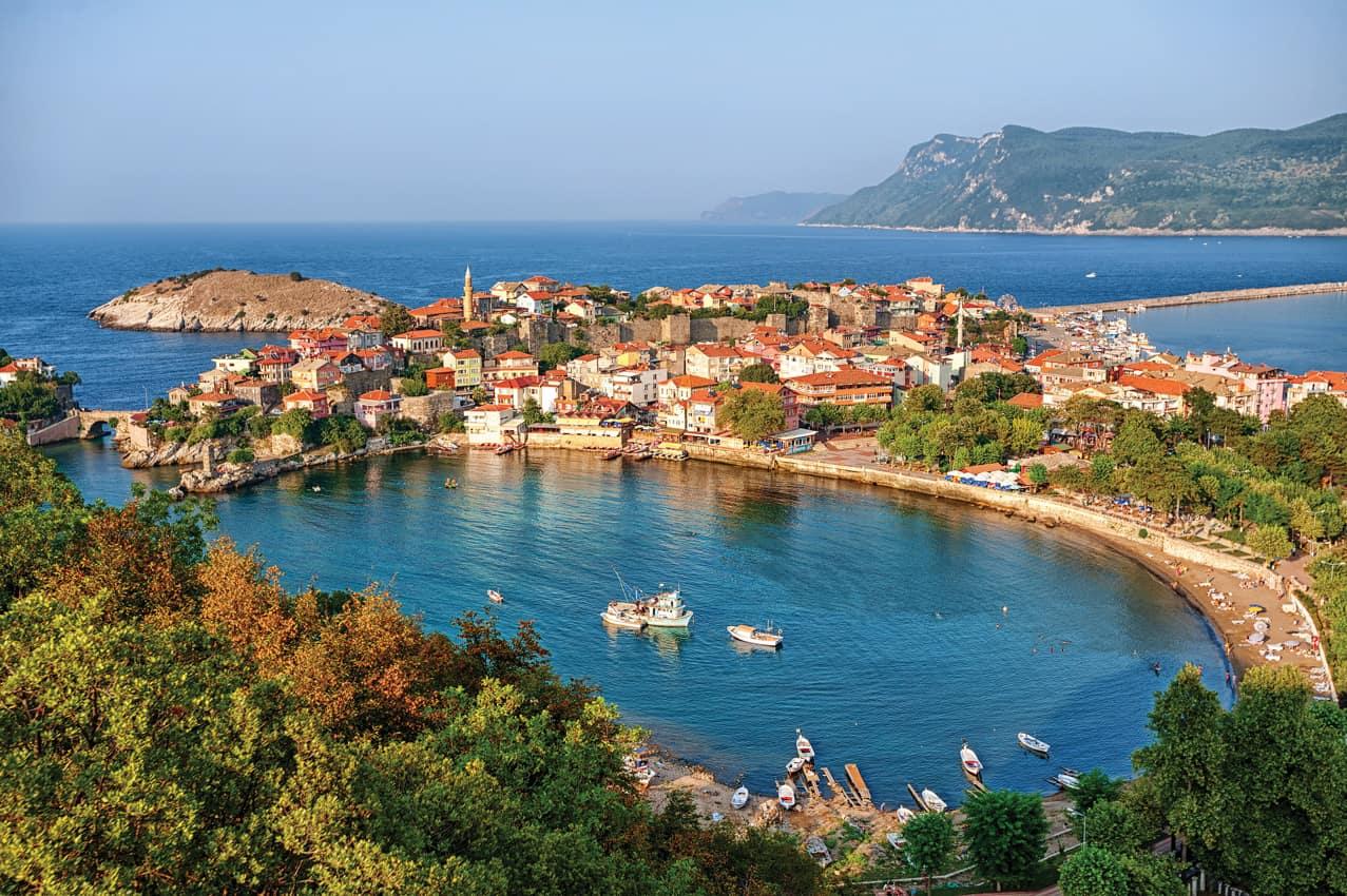 Viagem Mar Negro, Amasra, Turquia