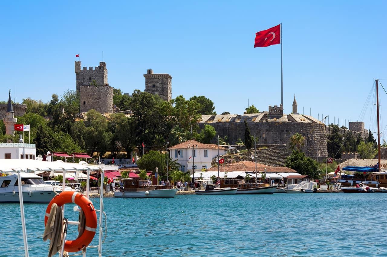Viagem Turquia, Castelo Saint Peter, Bodrum