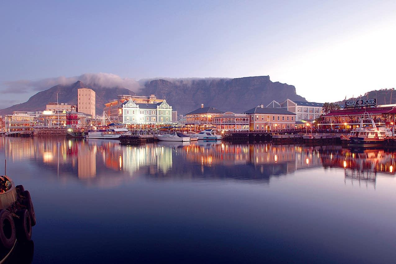 V&A Waterfront em Cape Town