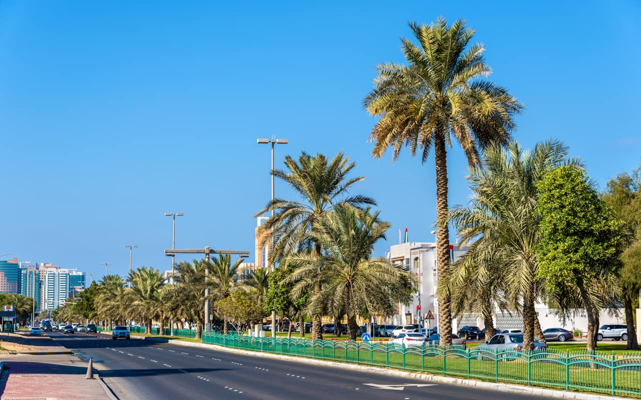 Viagem Abu Dhabi Emirados Árabes