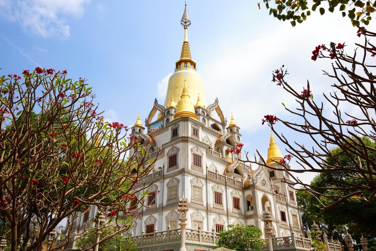 Atraçã turística Ho Chi Minh City, Vietnã