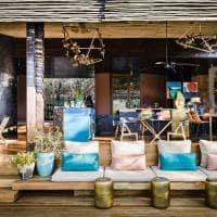 Bar no Singita Sweni