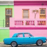 Bo kaap em Capetown