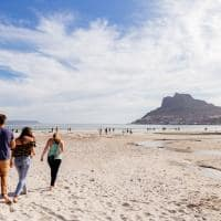 Hout Bay Beach em Cape Town