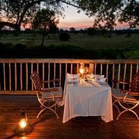 Jantar romântico, Selati Camp