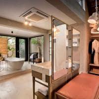 Lion sands ivory lodge banheiro villa