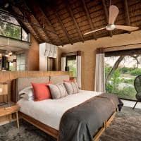 Lion sands ivory lodge quarto villa