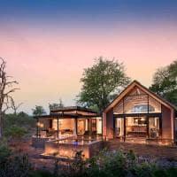 Lion sands ivory lodge vista externa villa