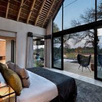 Lion sands ivory lodge vista na villa