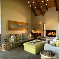 Lounge, Narina Lodge