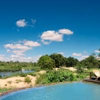 Piscina, River Lodge