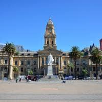 Ponto turistico Cidade do Cabo África do Sul
