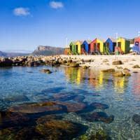 Praia St James Cidade do Cabo África do Sul