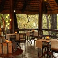 Restaurante, Little Bush Camp