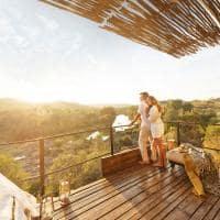 Romance na África do Sul