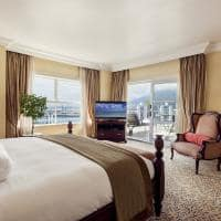 the table bay lion head suite quarto