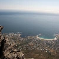 Vista aerea, Cape Town
