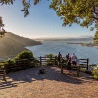 Vista mar Knysna África do Sul