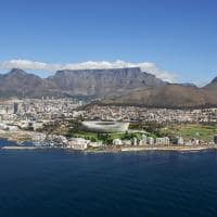 VIsta panorâmica Cape Town