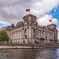 Bundestag parlamento da republica federal da alemanha