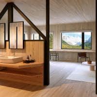 Explora el chaten suite room view