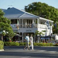 Courthouse Hotel em Port Douglas