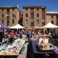 Salamanca Market, Hobart